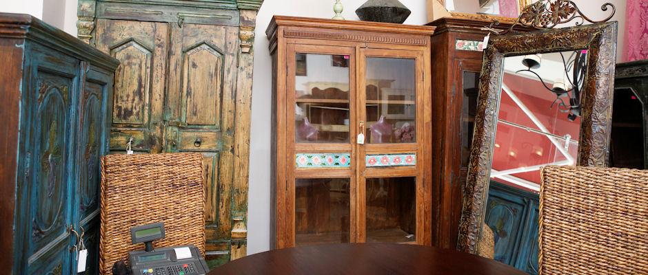 Nutzen Sie unseren Ankaufsservice. Wir rechnen wiederverwertbare Möbel und Inventar auf Ihrer Gesamtrechnung an.